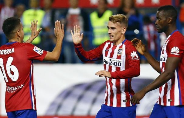 El Atlético de Madrid quiere enderezar su rumbo en Champions ante el Astana