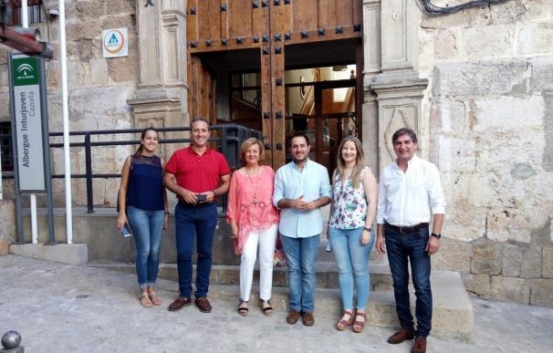 Finaliza la primera fase de las obras de remodelación del albergue juvenil de Cazorla