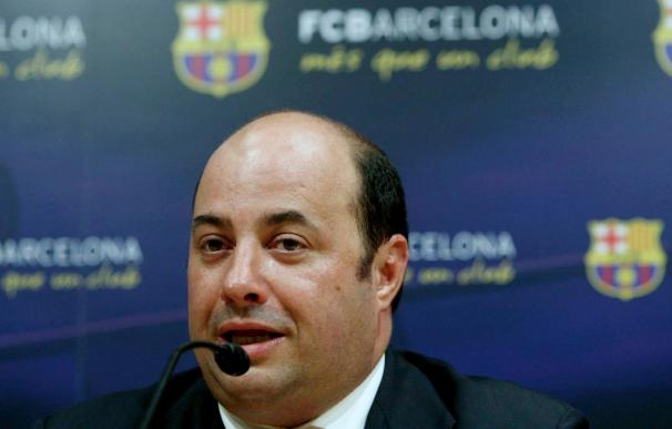 El Barça suspende un año de socio a Giralt, promotor de la moción de censura