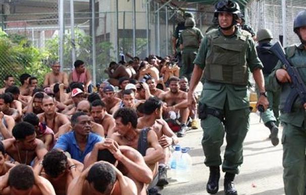 El Ejército venezolano toma el control de una cárcel amotinada
