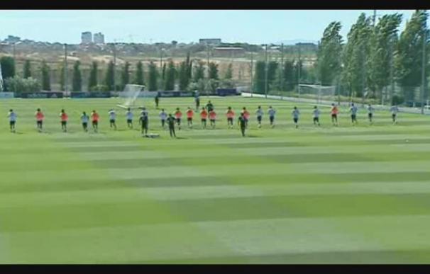 El Real Madrid cierra su pretemporada con el trofeo Santiago Bernabeu