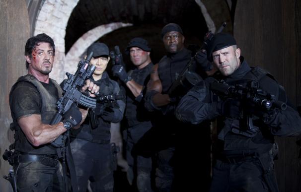 Tráiler de 'Los Mercenarios'