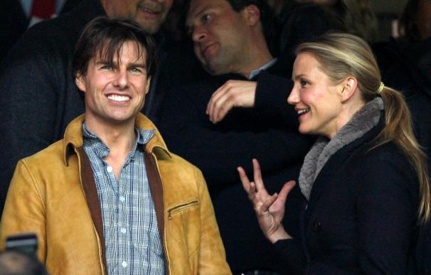 """Tom Cruise y Camerón Díaz estrenarán en Sevilla la película """"Noche y día"""""""