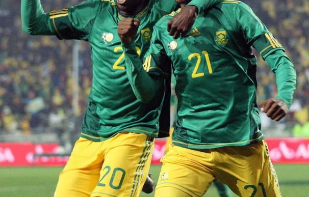 La racha de los 'Bafana Bafana' alimenta el optimismo