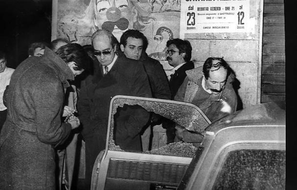 El periodista Pippo Fava fue asesinado por el mafioso Avola en Catania, el 5 de enero de 1984