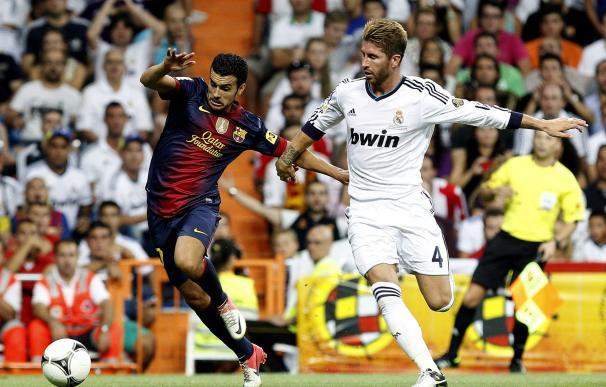 Pedro fue el mejor del Barcelona