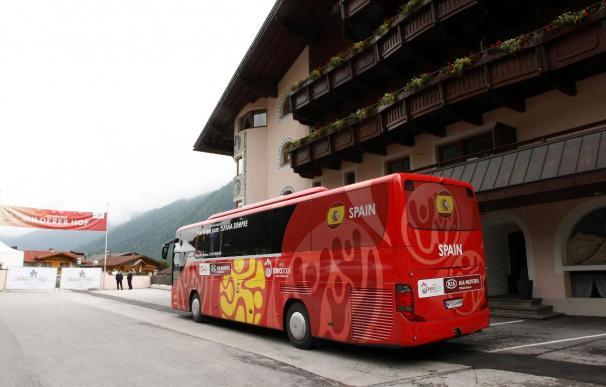 """Cortarán calle ante hotel de la """"Roja"""" en Austria para garantizar el reposo"""