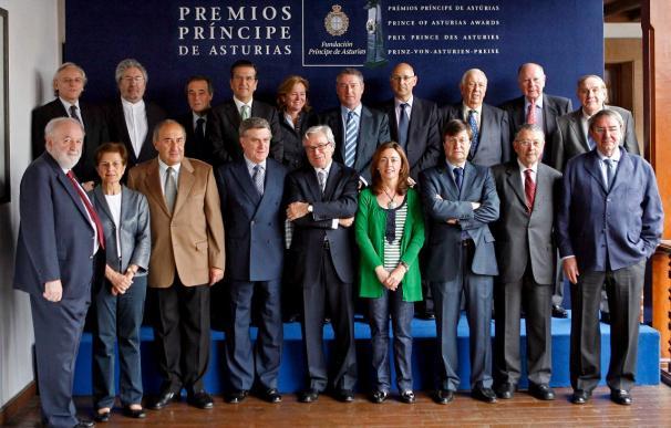"""Touraine, Bauman y el """"padre"""" del videojuego optan al Premio Príncipe de Asturias de Comunicación"""