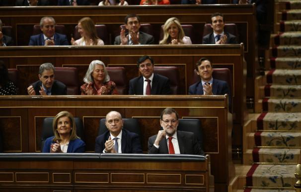 En la legislatura del Gobierno Rajoy se ha reducido ligeramente el paro pero no ha aumentado el empleo.