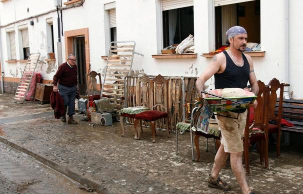 Los municipios afectados por inundaciones cobrarán las ayudas en julio