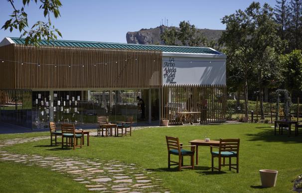 Jornada de puertas abiertas este jueves por la tarde en 'La Arboleda del Sur', nuevo espacio del hotel Echaurren