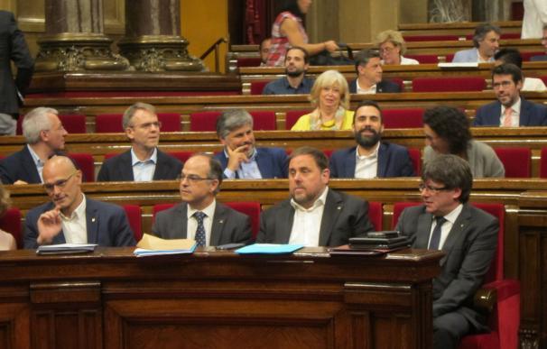 """Junqueras asegura que no hace falta el FLA si el Gobierno """"calcula bien"""" la derrama"""