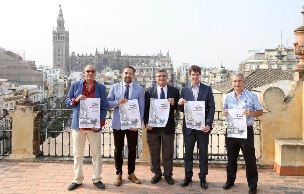 Más de 100 deportistas paralímpicos participarán desde el día 31 en el Sevilla Mundial de Boccia Bisfed 2017
