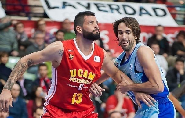 Faverani emprende una tercera etapa con el UCAM Murcia