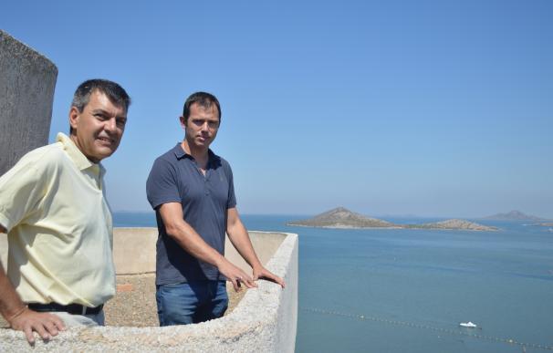 Las condiciones meteorológicas del pasado invierno propician la regeneración del agua del Mar Menor, según una tesis