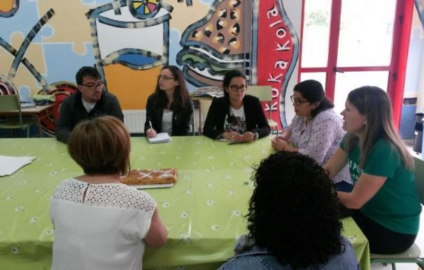 En Marea denuncia la supresión de tres especialistas en Pedagogía Terapéutica con el cierre del CIP Monte Caxado