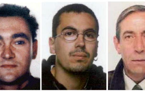 Piden penas de 15 años para Sagarzazu, 12 para Sansebastián y 8 para Goitia