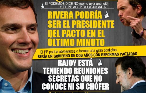 ¿Rivera presidente?
