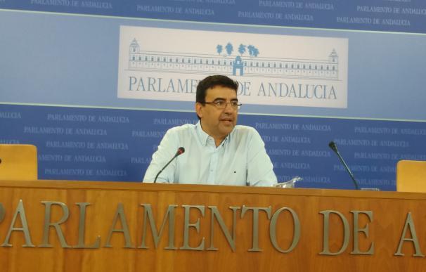 PSOE-A urge a los partidos a designar a sus representantes en el grupo de trabajo sobre financiación autonómica