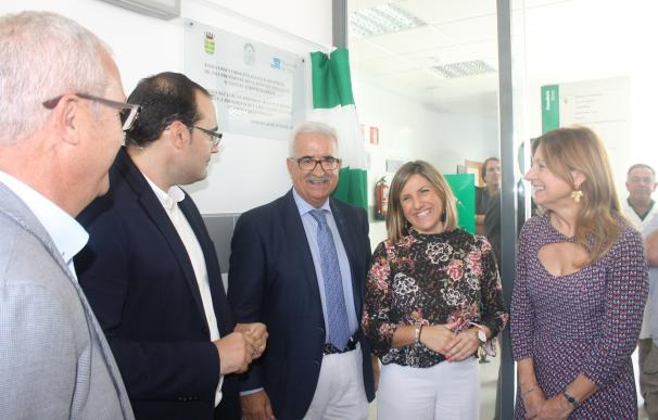 Jiménez Barrios inaugura el centro de salud de Bornos que presta asistencia a 6.700 habitantes