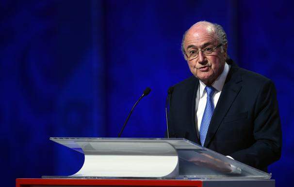 Sepp Blatter fue hospitalizado en Suiza / Getty Images
