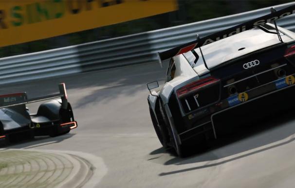 La beta de Gran Turismo Sport llegará en los primeros meses de 2016. (Sony)