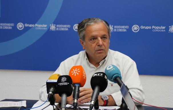 PP asegura que con la factura surgida en el caso Púnica el Grupo Municipal del partido en Córdoba pagó un estudio
