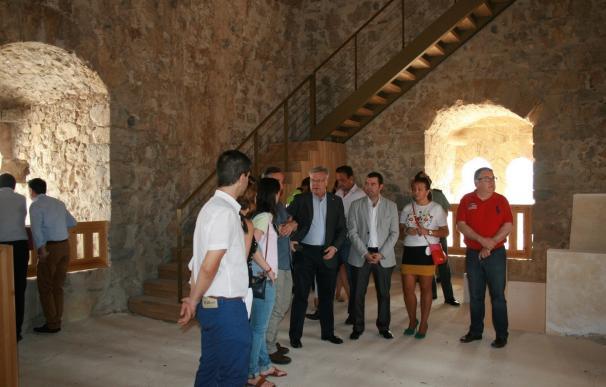 El Gobierno recupera la Torre del Homenaje del Castillo de Priego de Córdoba gracias al 1,5% cultural