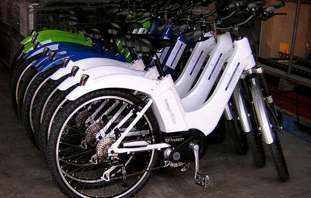 Ponga inicia un proyecto para el uso de bicicletas eléctricas en los montes
