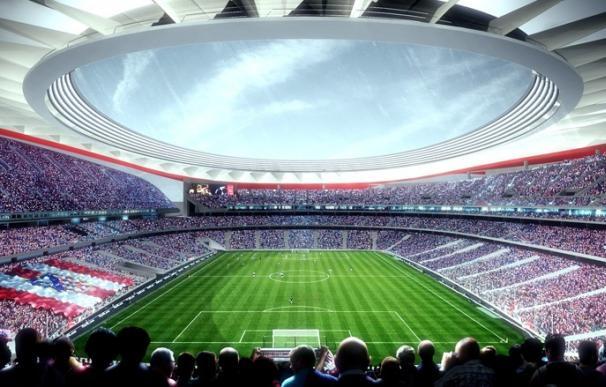 El Atlético será titular de La Peineta en 2017