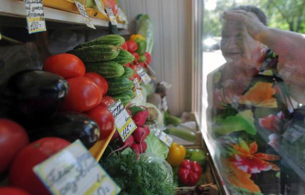 Rusia hace efectiva la prohibición de importar alimentos desde Occidente