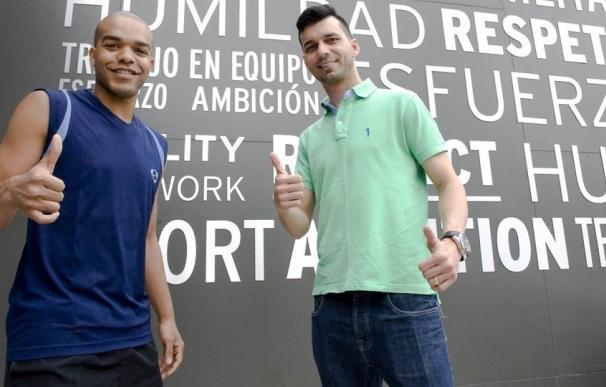 Esquerdinha y Leo Santana refuerzan al Barça Lassa