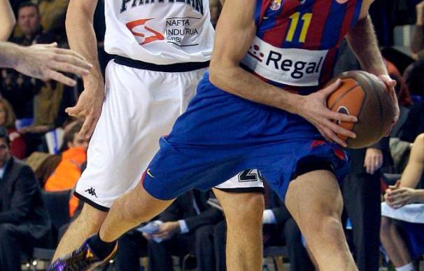 El escolta del Barcelona Navarro es uno de los diez elegidos para el 'Equipo de la Década'