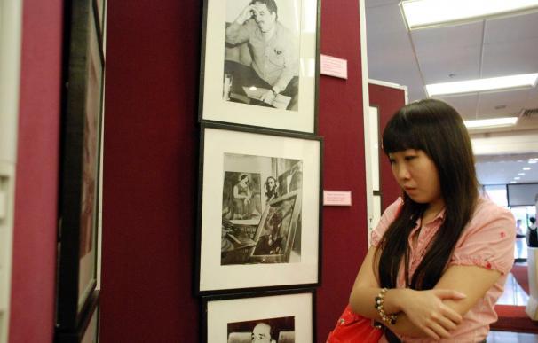 """""""Gabo"""" en Hong Kong, a través de una muestra fotográfica"""