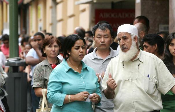 La Seguridad Social registró 39.364 afiliados extranjeros más en mayo