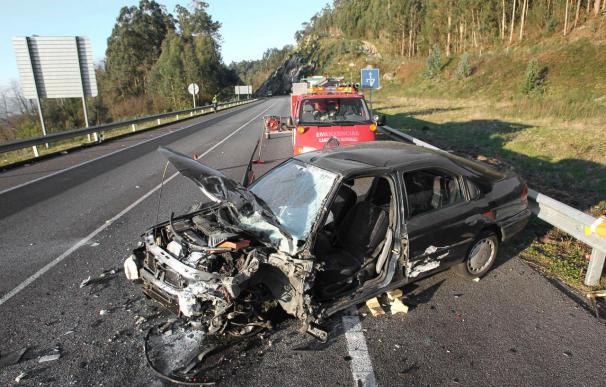 Mueren 18 personas en las carreteras durante el fin de semana