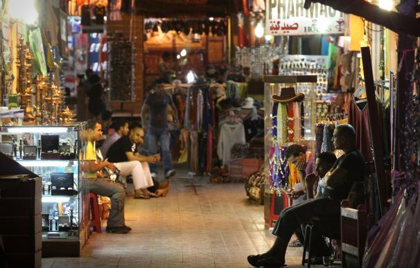 Tras la revolución que vivió Egipto el número de turistas ha descendido en gran medida.