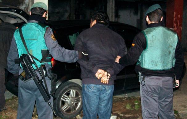 Tres detenidos por pertenecer a una red de secuestros exprés