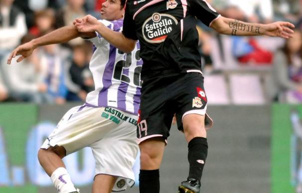 El Deportivo no pierde con el Valladolid en Riazor desde 2001