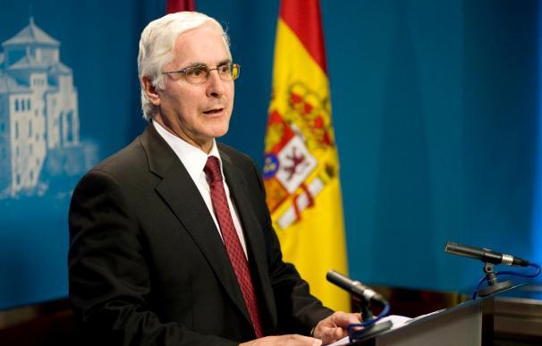 Barreda dice que el PP tiene esta semana para responder a la propuesta del PSOE
