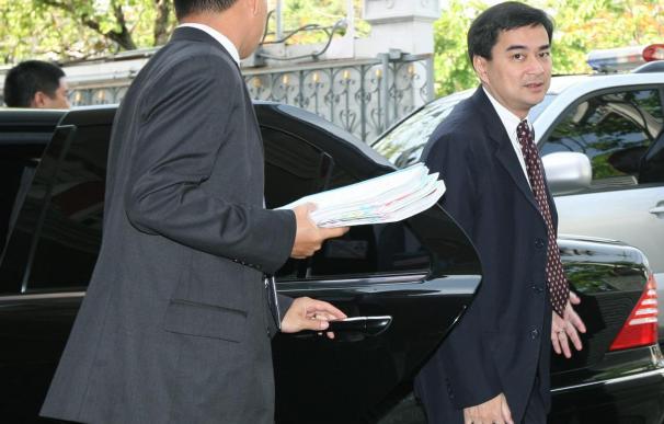 El Gobierno tailandés extiende el toque de queda hasta el próximo sábado