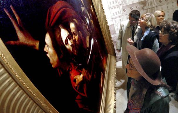 Se anuncia en una subasta de Moscú un cuadro de Caravaggio robado en Ucrania