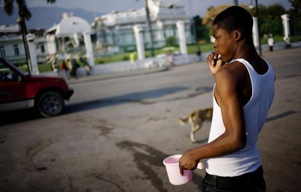 Haití avanza en el reparto de alimentos y refugio dos meses después del sismo