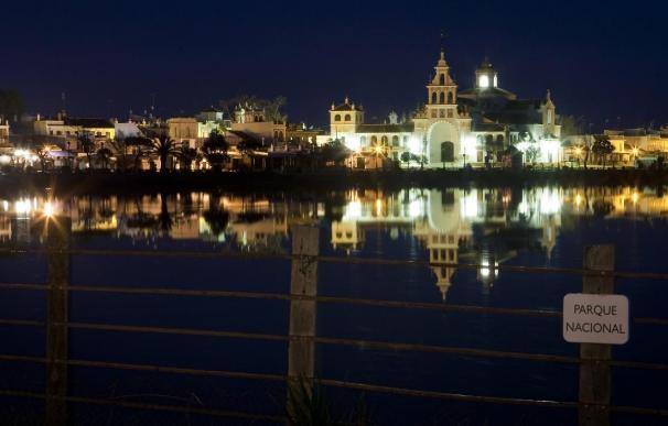 Doñana estrena un sistema pionero para controlar la contaminación lumínica