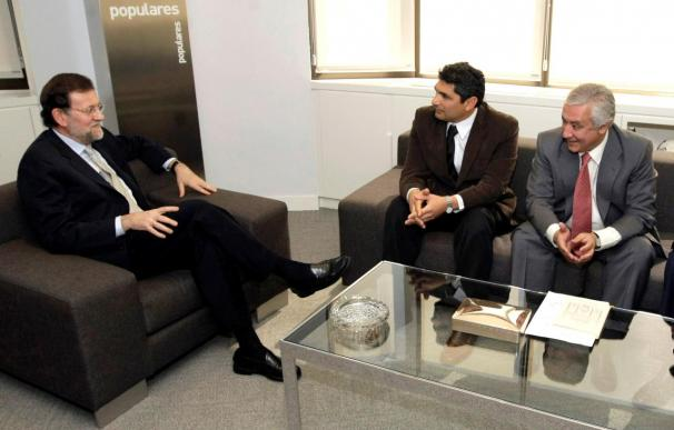 Juan José Cortés acuerda con Rajoy asesorar al PP en la reforma del Código Penal