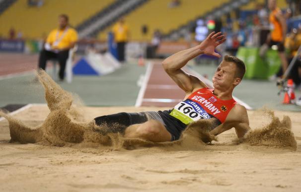 Markus Rehm, el atleta sin pierna que podría haber conseguido el Oro en Londres / Getty Images.