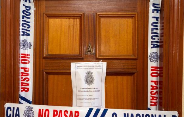 La madre y el compañero acusado de matar a su hija en Palma declaran esta tarde ante el juez