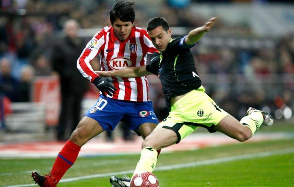 1-0. Un golazo de Jurado evita otra decepción del Atlético