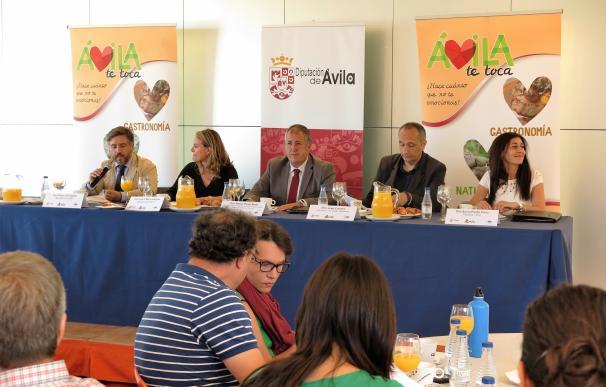 Diputación de Ávila cierra las mesas de trabajo para diseñar la estrategia de Desarrollo Provincial