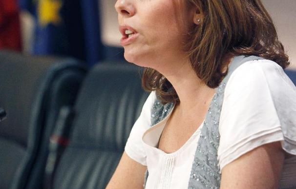 Sáenz de Santamaría dice que el PP quiere un acuerdo sobre el Tribunal Constitucional en junio